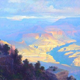 Curt Walters (b. 1950): Grand Canyon