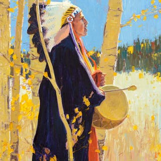 John Moyers (b. 1958): Sound of the Drum