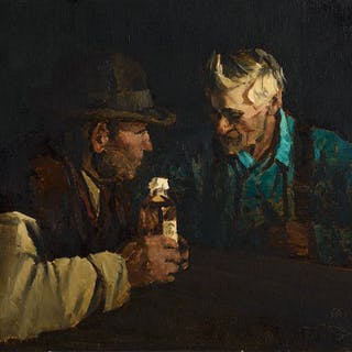 Eustace Paul Ziegler (1881–1969): Cronies