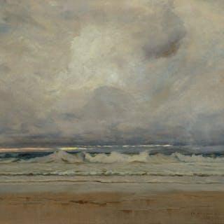 Sydney Laurence (1865–1940): Seascape