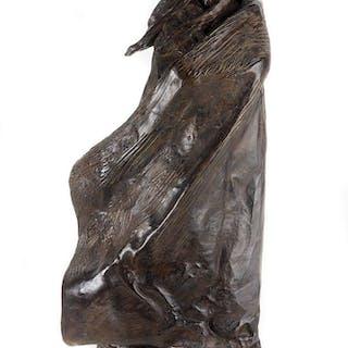 Harry Jackson (1924–2011): Sacagawea, Study for a Monument