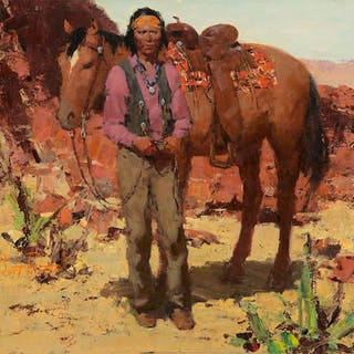 Burt Procter (1901–1980): In Canyon Country