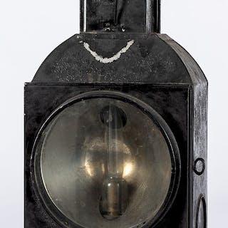Large tin lantern