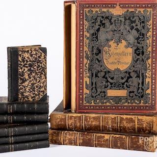 German Allgemeine Illustrirte Zeitung books, etc.