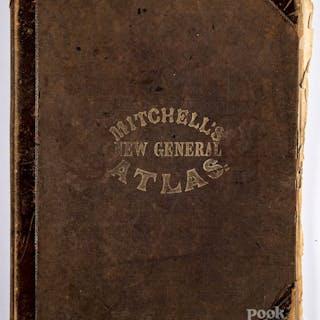Mitchell's New General Atlas