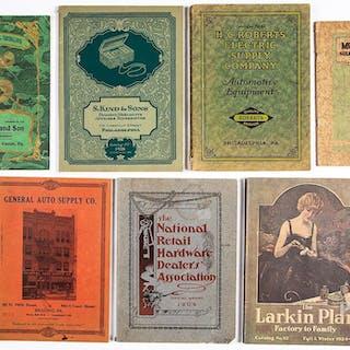 Miscellaneous catalogs