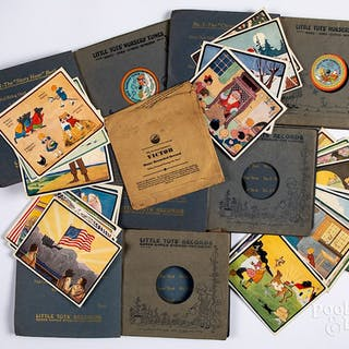 Group of Little Tots Records