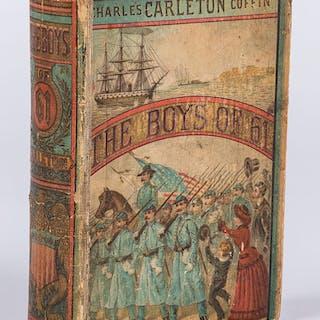 Charles Carleton Coffin Civil War book