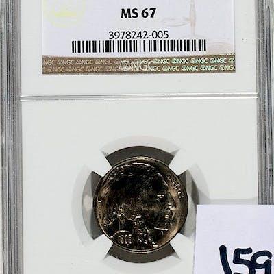 Buffalo 5 Cent Piece