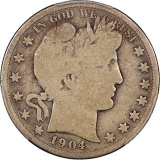 1904-S 50c PCGS Good-06