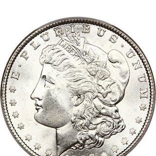 1886 $1 PCGS MS64