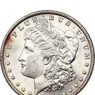 1896 $1 PCGS MS63