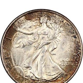 1936 50c NGC MS65
