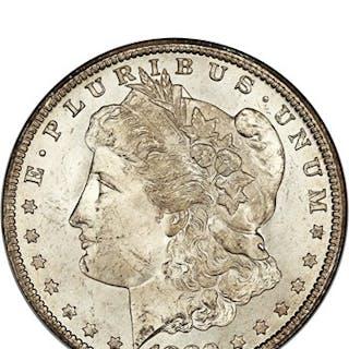 1880-CC $1 DGS MS63