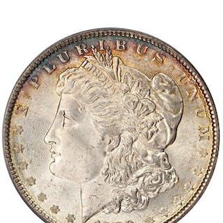 1889 $1 PCGS MS65