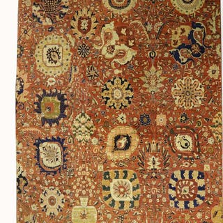 Large Turkish Carpet FR3SHLM