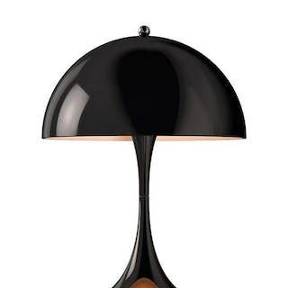 Verner Panton for Louis Poulsen, model Panthella mini bordlampe 'sort'