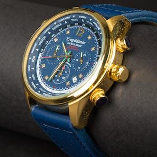 Uhr / Armbanduhr / Herrenarmbanduhr, Krug-Baümen, Air Explorer