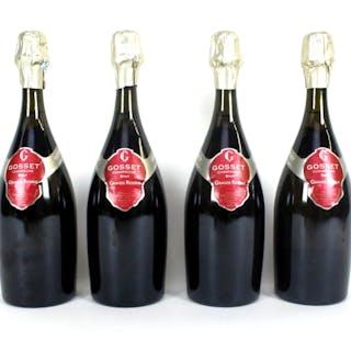 Champagner / Gosset Champagne Brut Grande Reserve (4)