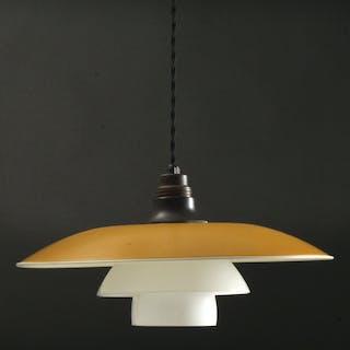 Poul Henningsen. 4/3 Pendant lamp