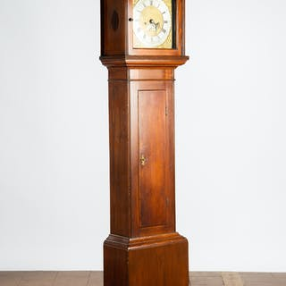 Whitfield Uhr / Standuhr, Eichenholz, England, um 1790