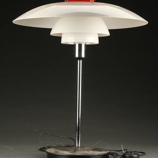 Poul Henningsen for Louis Poulsen, PH80 bordlampe