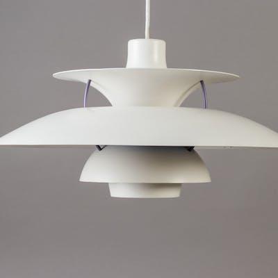 Poul Henningsen, PH5 pendel hvid