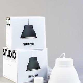 Thomas Bernstrand, zwei Pendelleuchte Studio für Muuto (2)