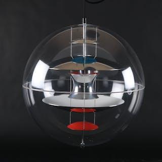 Verner Panton, pendel, VP-Globe, Ø 40 cm