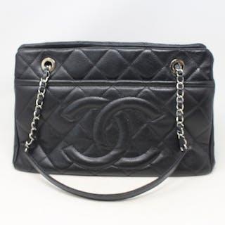 Chanel Paris/Tote Caviar, handbag