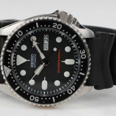 a1b523ad6f8 Seiko. Dykkerur / herearmbåndsur Divers 200M Automatic | Barnebys