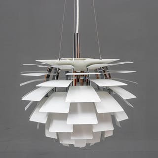Poul Henningsen. Pendant lamp, 'Artichoke', Ø 48 cm