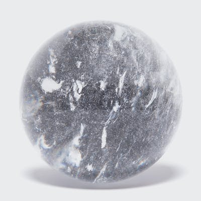 7.25'' Rock Crystal Sphere