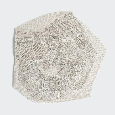 """Full Flower"" Mosaic by Toyoharu Kii"