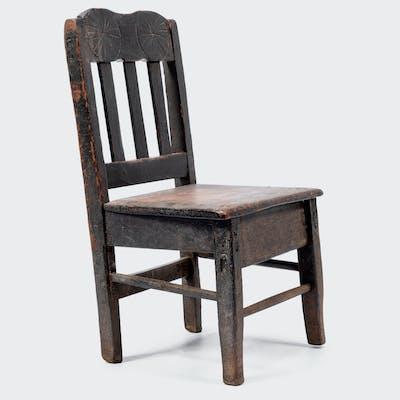 Guatemalan Child's Chair