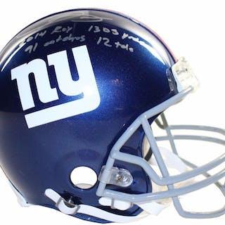 Odell Beckham Jr. Signed Giants LE Full-Size Authentic On-Field Helmet
