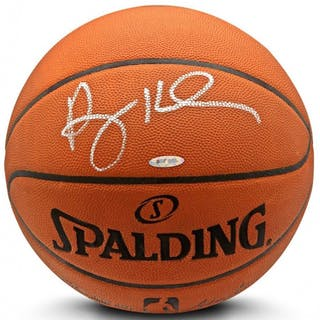 ba48f003e1e9 Deandre Ayton Signed LE NBA Game Ball Series Basketball Inscribed Pristine  Auction · Penny ...