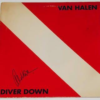 43e98c05df7 Alex Van Halen Signed