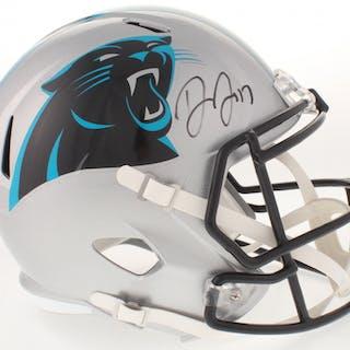 Devin Funchess Signed Panthers Full-Size Speed Helmet (JSA COA) – Current  sales – Barnebys.com f6014680f