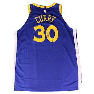 Stephen Curry Signed Warriors Authentic Nike Jersey (Steiner COA) – Current  sales – Barnebys.com 49169320e