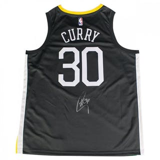 Short time left! Stephen Curry Signed Warriors