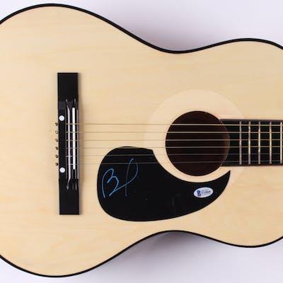Brad Paisley Signed Full-Size Acoustic Guitar (Beckett COA)