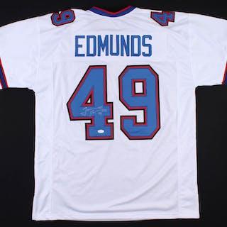 Tremaine Edmunds Signed Buffalo Bills Jersey (JSA COA) – Current sales –  Barnebys.com 2f1bbf23d