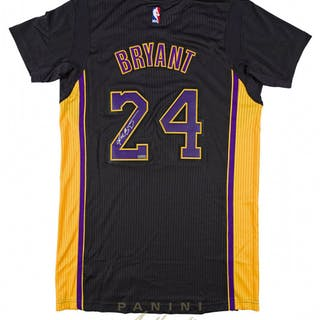 34ed3fef932 Kobe Bryant Signed Los Angeles Lakers Authentic Adidas Jersey (Panini COA)  – Current sales – Barnebys.com