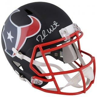 Deshaun Watson Signed Houston Texans Custom Matte Black Full-Size – Current  sales – Barnebys.co.uk ebe846bc4