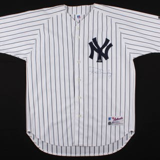 Ron Guidry Signed New York Yankees Jersey (Steiner   MLB Hologram) –  Current sales – Barnebys.com 589a042eab3