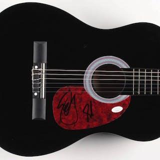 Dan Shay Signed 38 Acoustic Guitar Jsa Coa Cur S Barnebys