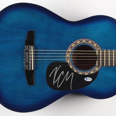 "Kenny Chesney Signed 38.5"" Rogue Acoustic Guitar (Beckett COA)"