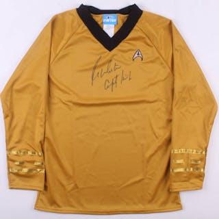f1e3b0947e0 William Shatner Signed Star Trek
