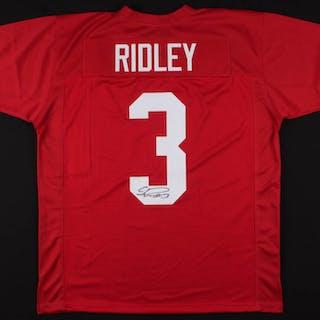 cheap for discount fa488 19789 Calvin Ridley Signed Alabama Crimson Tide Jersey (JSA COA ...